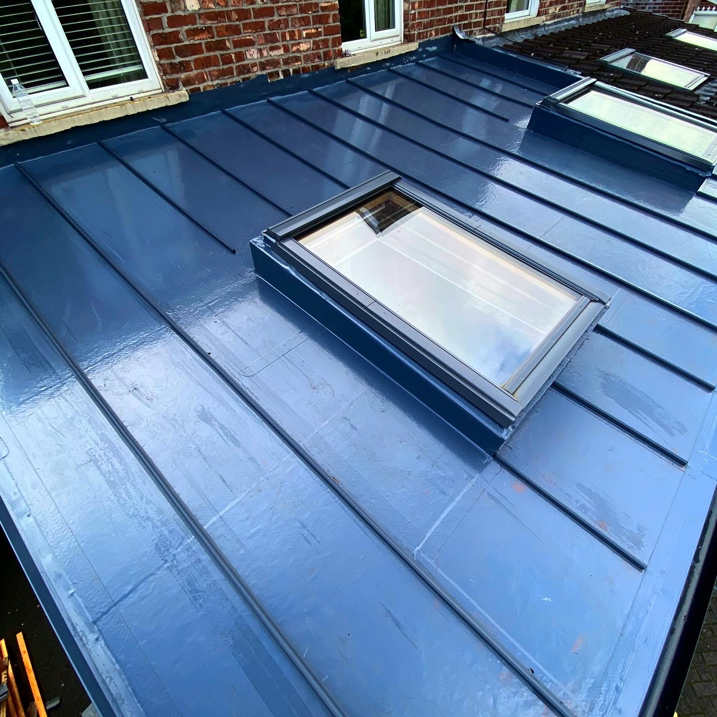 Single Ply Membranes New Roof Alb Roofing Developments Ltd